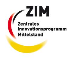 Logo des Zentralen Innovationsprogramm Mittelstand ZIM